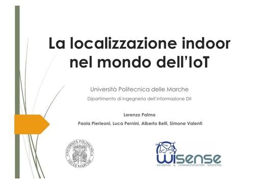 Ws14 - Presentazione - L. Palma
