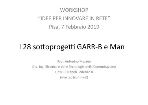 Workshop Pisa 2019 - presentazione - Mazzeo