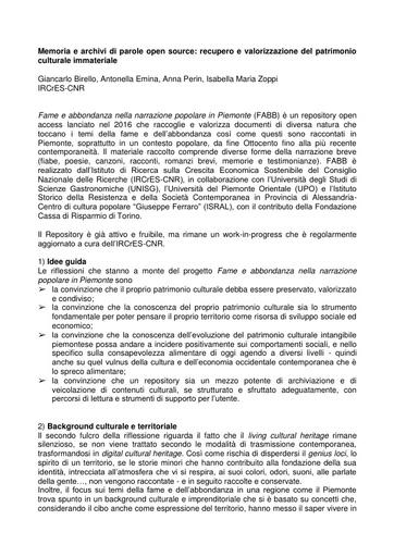 Conferenza GARR 2016 - Paper - Emina