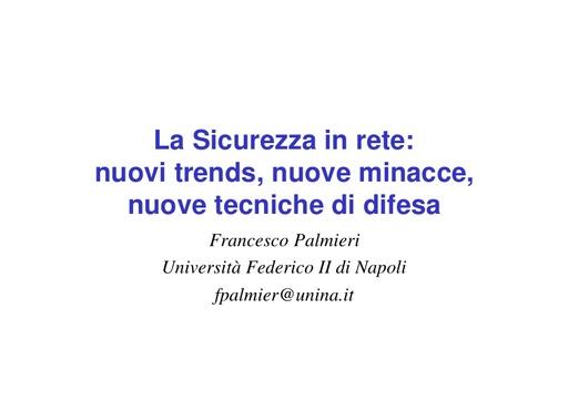 WS05 - presentazione - Palmieri
