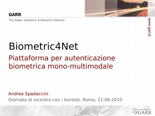 1 Borsisti Day - Spadaccini