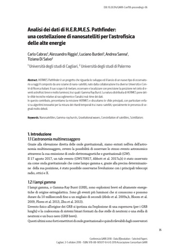 Selected Papers Conferenza 2018 - 06 - Cabras