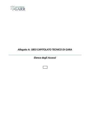 Bando 1803 - Allegato A - Elenco degli accessi - doc