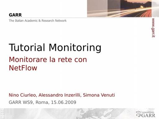 Ws09 - Presentazione - Ciurleo - Venuti