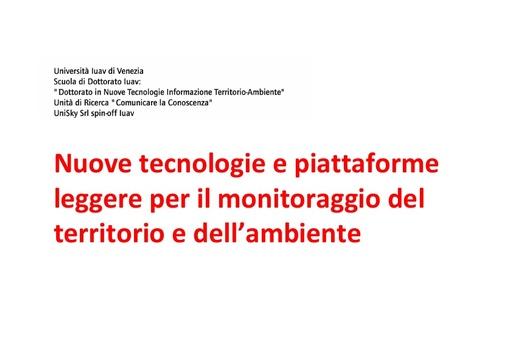 Conferenza GARR 2010 - Presentazione - Di Prinzio