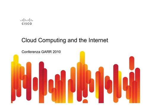 Conferenza GARR 2010 - Presentazione - Gai