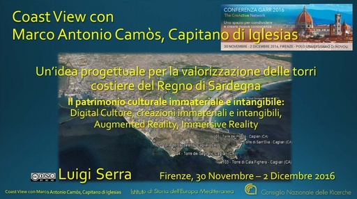 Conferenza GARR 2016 - Presentazione - Serra