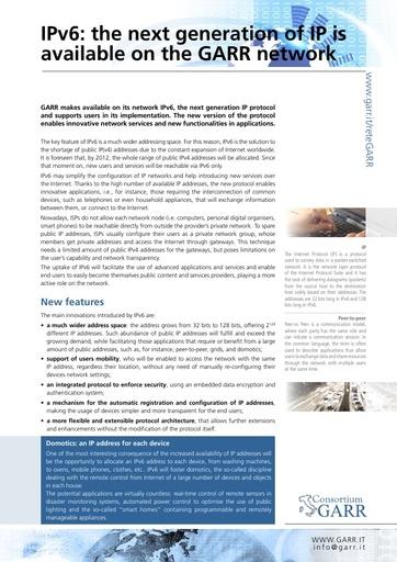 Leaflet IPv6 ENG