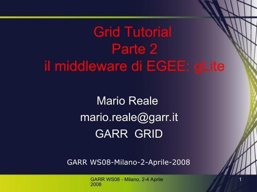 Ws08 - Presentazione - Reale - Tutorial parte 2
