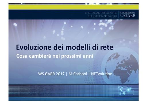Ws17 - Presentazione - Carboni