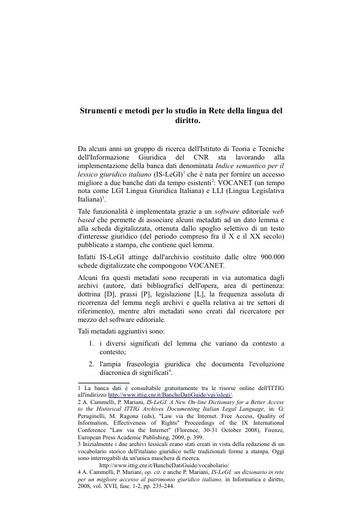 Conferenza GARR 2016 - Paper - Romano