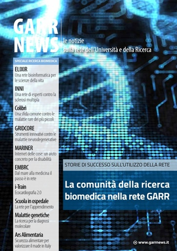 GARRNews - Speciale ricerca biomedica