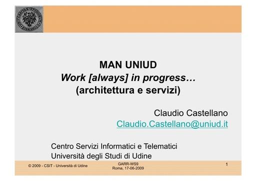 Ws09 - Presentazione - Castellano