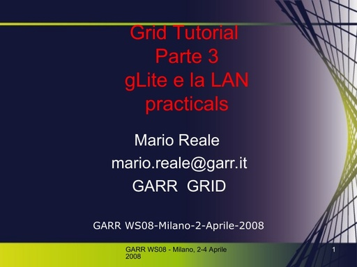 Ws08 - Presentazione - Reale - Tutorial parte 3