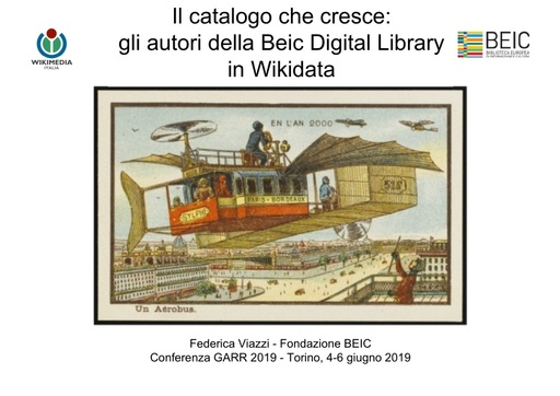 Conferenza GARR 2019 - Presentazione - Viazzi