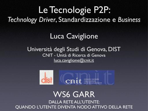 Ws06 - Presentazione - Caviglione