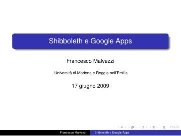 Ws09 - Presentazione - Malvezzi
