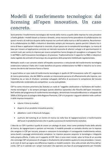 Conferenza GARR 2016 - Paper - Broglio