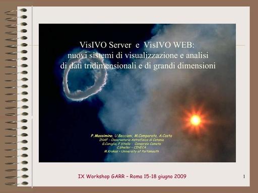Ws09 - Presentazione - Massimino - ppt