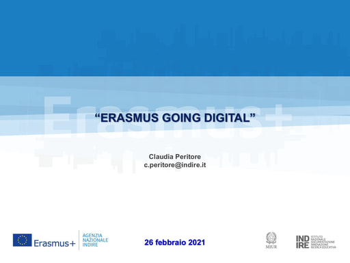 IDEM Day 2021 - Slide - Peritore