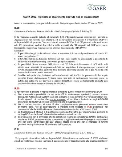 Gara0902-20090403-Richieste-di-chiarimenti