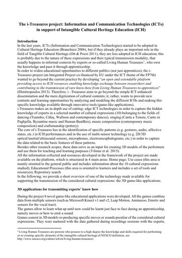 Conferenza GARR 2016 - Paper - Dagnino