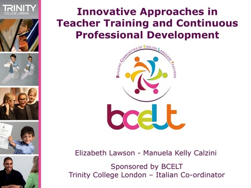 MoodleMoot 2017 - Lawson - Innovative approaches in teacher training and continuous professional development