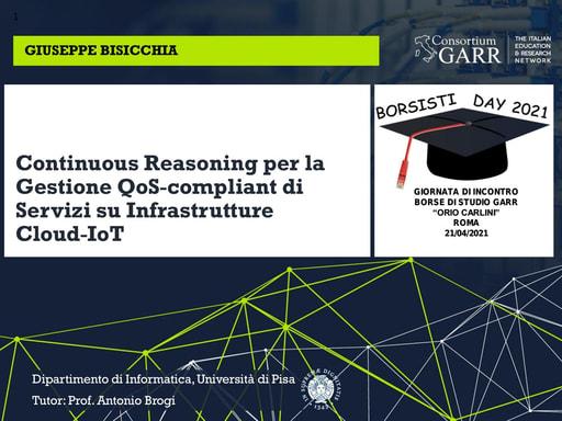 Borsisti Day 2021 - Bisicchia