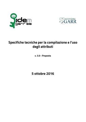 Specifiche Tecniche Attributi v3 Final - 29-11-2016 - IT