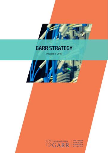 GARR Strategy - 2020