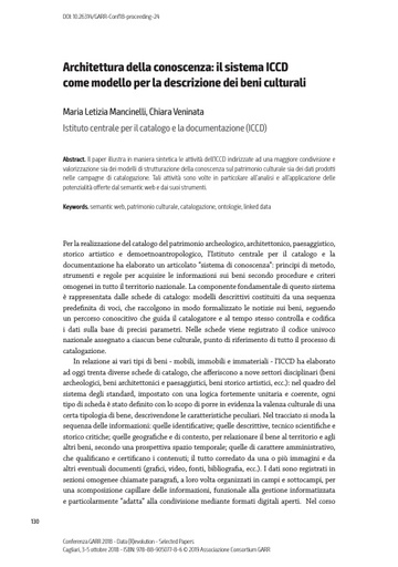 Selected Papers Conferenza 2018 - 24 - Mancinelli