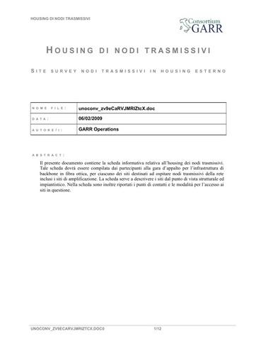 Gara-0901-Capitolato-Tecnico-di-Scheda-Housing