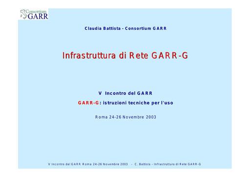 WS05 - presentazione - Battista