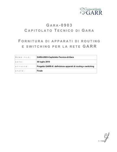 GARA-0903-Capitolato-Tecnico-di-Gara