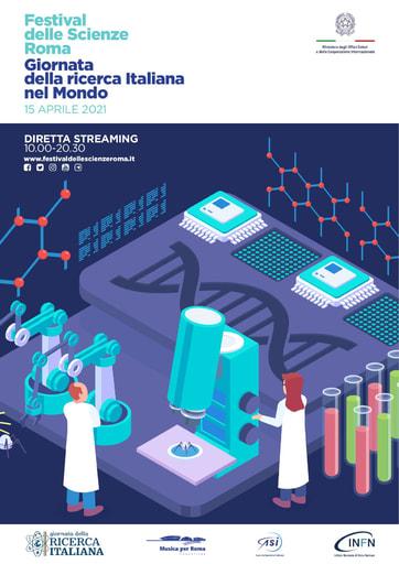 Programma della Giornata della ricerca Italiana nel Mondo 2021