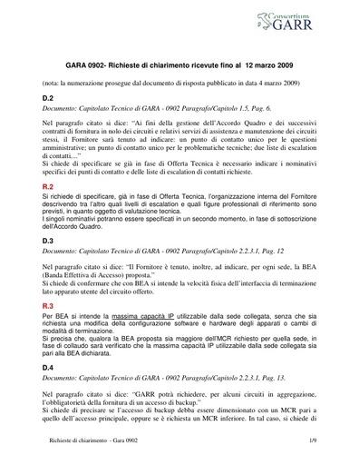 Gara0902-20090313-Richieste-di-chiarimenti