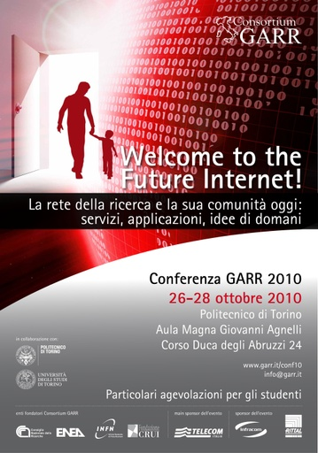 Conferenza GARR 2010 - Manifesto della Conferenza