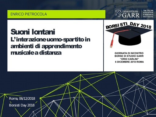 Borsisti Day 2018 - Pietrocola