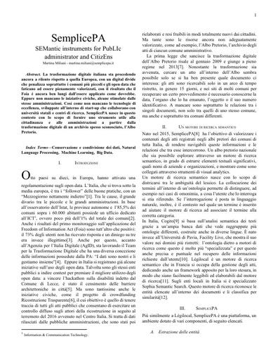 Conferenza GARR 2017 - Paper - Miliani