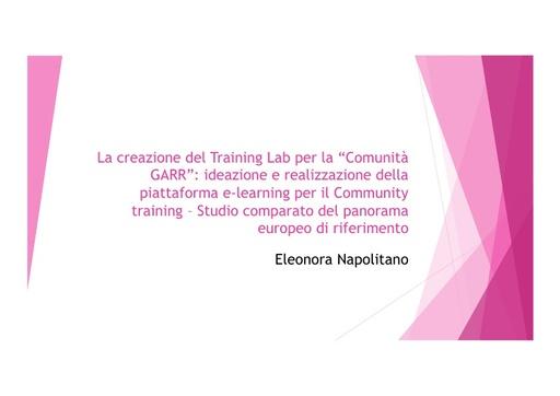 8 Borsisti Day - Eleonora Napolitano