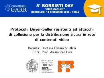 8 Borsisti Day - Desara Shullani