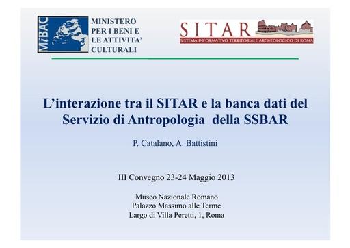 Sitar13 - Presentazione - Catalano