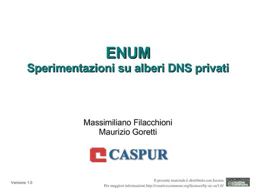 Ws06 - Presentazione - Filacchioni - Goretti