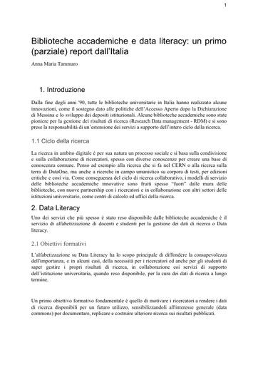Conferenza GARR 2017 - Paper - Tammaro