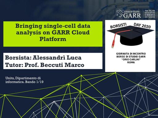 Borsisti Day 2020 - Alessandrì